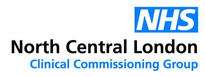 NHS North Central London CCG logo